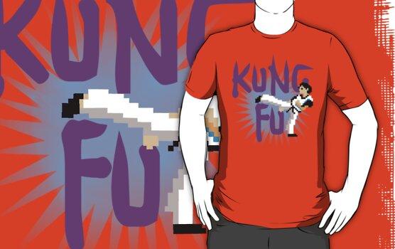 KUNG FUUUUU!!!!  by Collinski