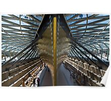 Cutty Sark Preserved Poster