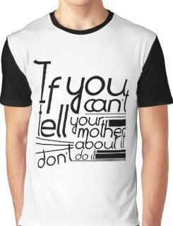 Martha-isms #1 Graphic T-Shirt