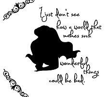 Disney Princesses: Ariel (The Little Mermaid) *Black version* by anemophile