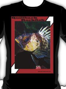 Quillback Rockfish Scuba Diving - shirt T-Shirt