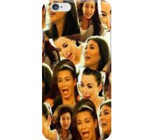 Kim Kardashian iPhone Case/Skin