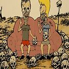 Beavis & Butthead by biancababee