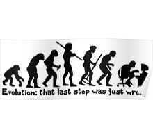 Technology Evolution Poster