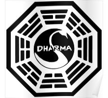 Lost Dharma Station Poster