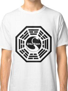 Lost Dharma Station Classic T-Shirt