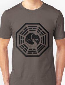 Lost Dharma Station Unisex T-Shirt