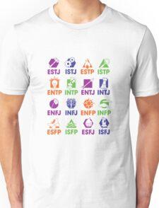 Myers Briggs Icon Tee Unisex T-Shirt