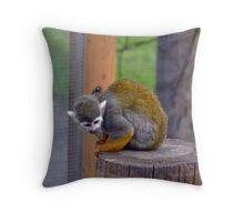 Wildlife 8 Throw Pillow