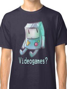 Videogames? Classic T-Shirt