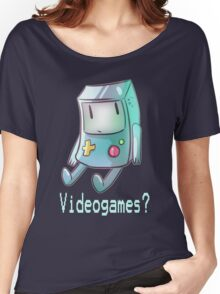 Videogames? Women's Relaxed Fit T-Shirt