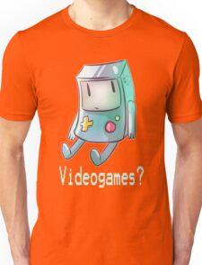 Videogames? Unisex T-Shirt