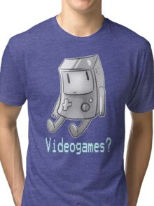 Retro Videogames Tri-blend T-Shirt