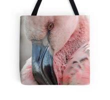 Young Flamingo Tote Bag