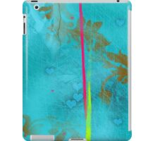 Love bond iPad Case/Skin