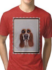 spread the love Tri-blend T-Shirt