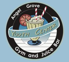 Angel Grove Youth Center Gym & Juice Bar by sagelwwa
