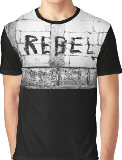 Rebel - Chiara Conte Graphic T-Shirt