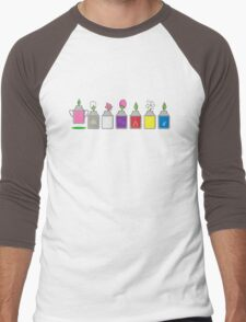 Pik-Smoothie Men's Baseball ¾ T-Shirt