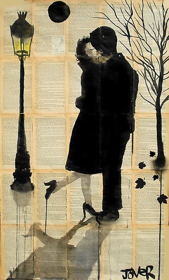 autumn lovers by Loui  Jover