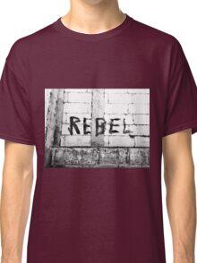 Rebel - Chiara Conte Classic T-Shirt