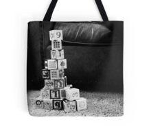 Blocks Tote Bag