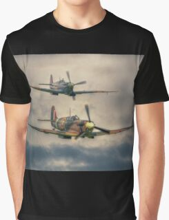 Spitfire Flypast Graphic T-Shirt