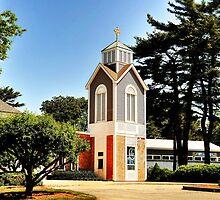 St John Newmann church by Poete100