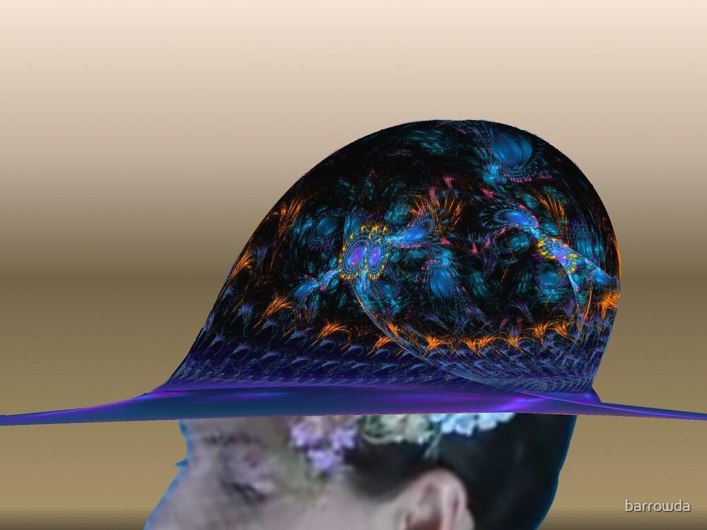 Tut60#12:  The Mod Hatter (G1329) by barrowda