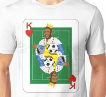 THE KING OF SOCCER Unisex T-Shirt