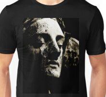 sadness in stone Unisex T-Shirt