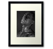 Chris 1 Framed Print