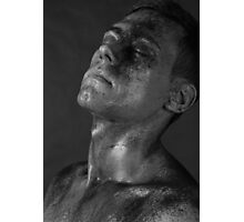 Chris 1 Photographic Print