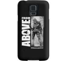 From Above Comic Book Samsung Galaxy Case/Skin