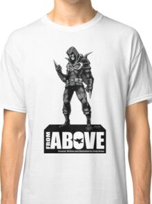 From Above Comic Book - character 01 Classic T-Shirt