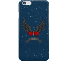 Saving. Searching. Solving. iPhone Case/Skin