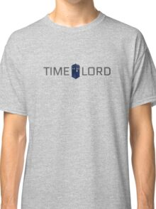 Time Lord Classic T-Shirt