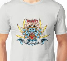 Kali-little goddess of death Unisex T-Shirt