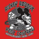 Rickey Rodent by scott sirag