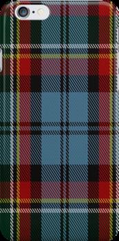 02680 Dykes of Perthshire Tartan Fabric Print Iphone Case  by Detnecs2013