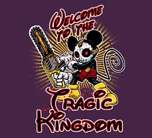 Tragic Kingdom (Color) Unisex T-Shirt