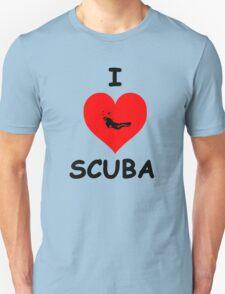 I LOVE SCUBA T-Shirt