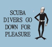 Scuba Divers go down for pleasure by BelfastBoy