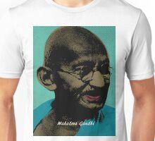 Mahatma Gandhi Pop Art Pictures Unisex T-Shirt