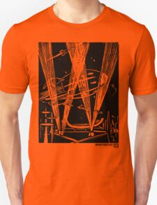Night Traffic, Whitehall Hoverport T-Shirt