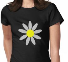 Daisy Womens Fitted T-Shirt