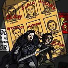 A Song of Future Past (this art has spoilers) by TheHaloEquation
