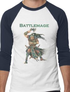 Battlemage Men's Baseball ¾ T-Shirt