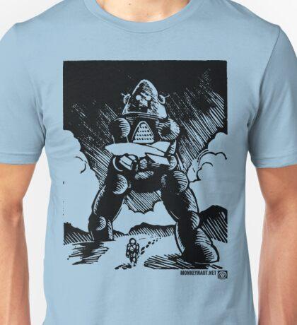 Astronaut's Best Friend (Black) Unisex T-Shirt