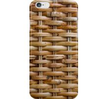 Basket iPhone Case/Skin
